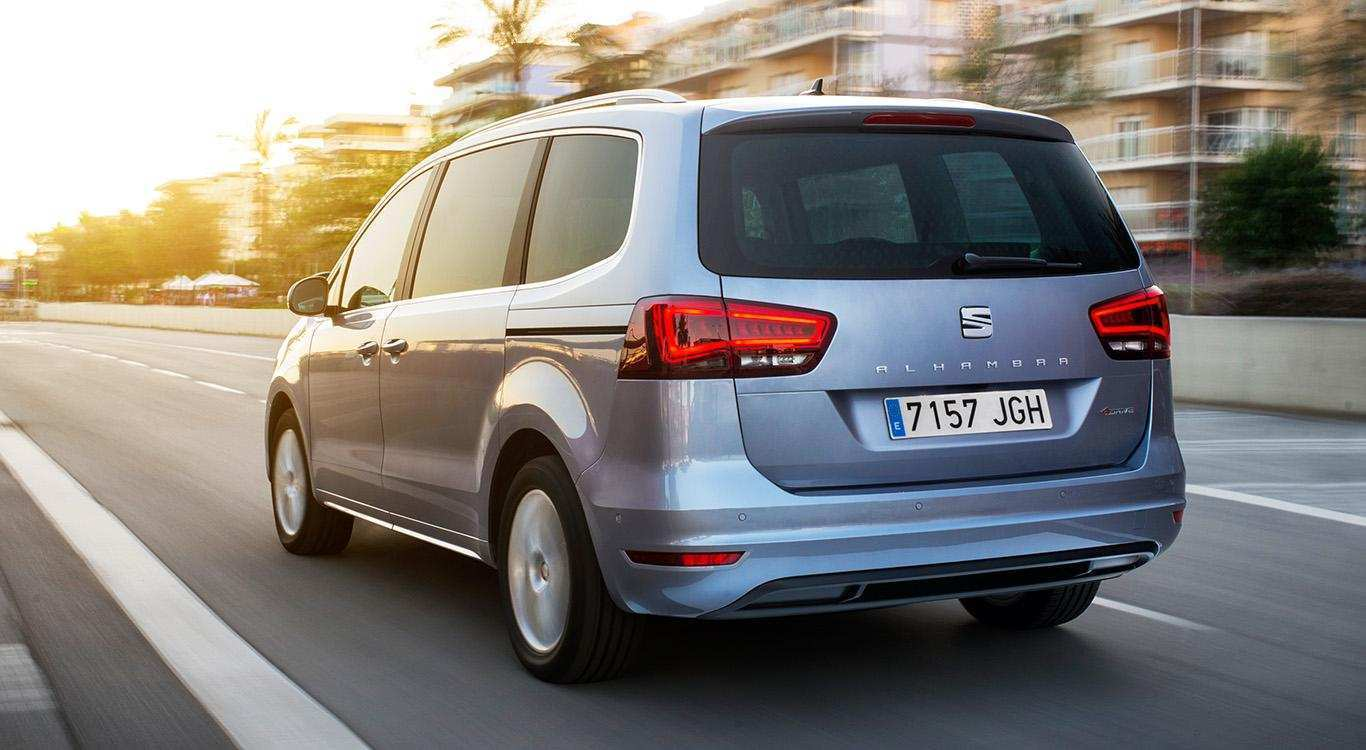 81 The Best 2019 Seat Alhambra Redesign