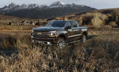81 The Best 2019 Spy Silverado 1500 Diesel Redesign
