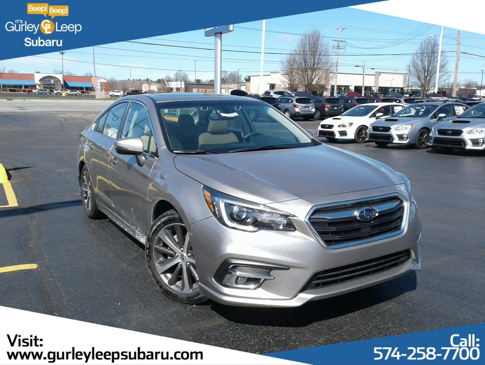 81 The Best 2019 Subaru Legacy Price