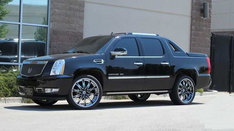81 The Best 2020 Cadillac Escalade Ext Specs