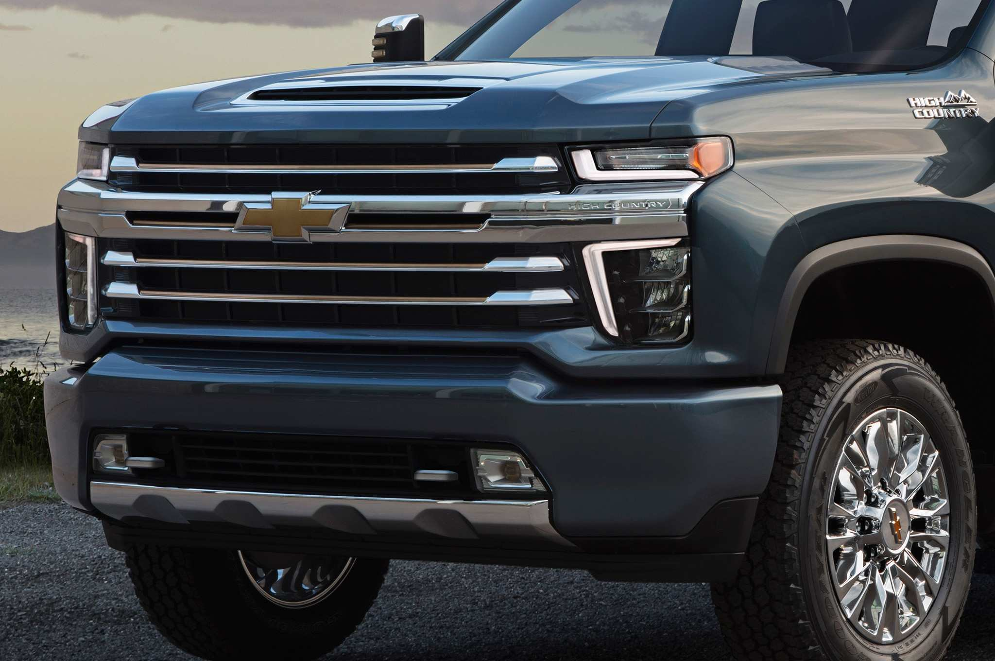81 The Best 2020 Chevrolet Silverado 2500Hd High Country Exterior And Interior