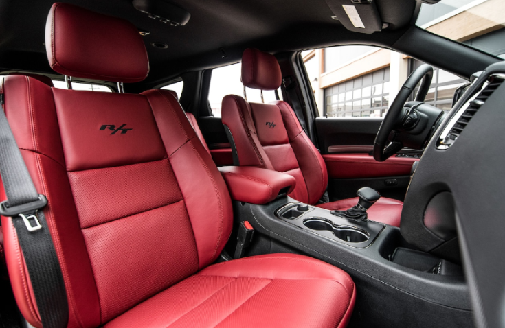 81 The Best 2020 Dodge Durango Interior Overview