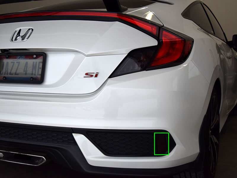 81 The Best 2020 Honda Civic Coupe Exterior
