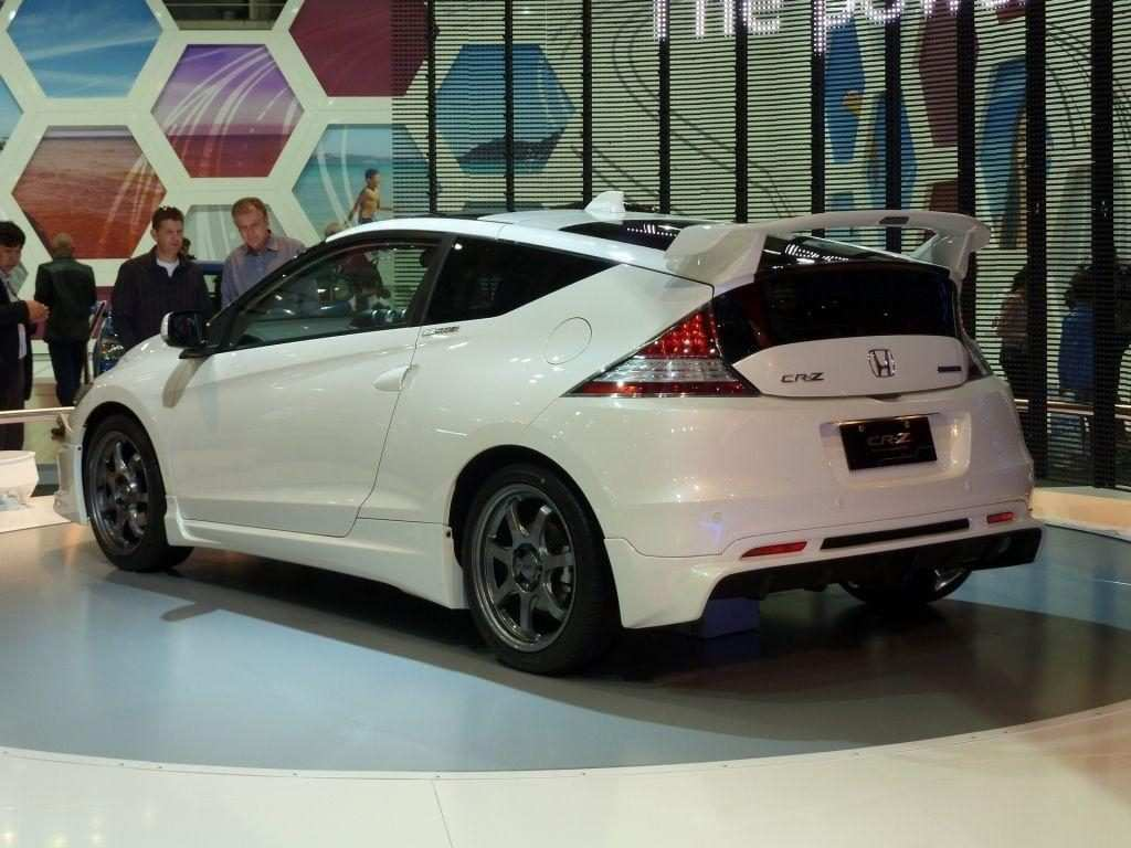 81 The Best 2020 Honda Cr Z Concept