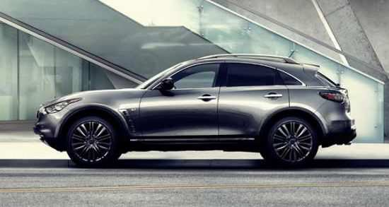 81 The Best 2020 Infiniti QX70 Configurations