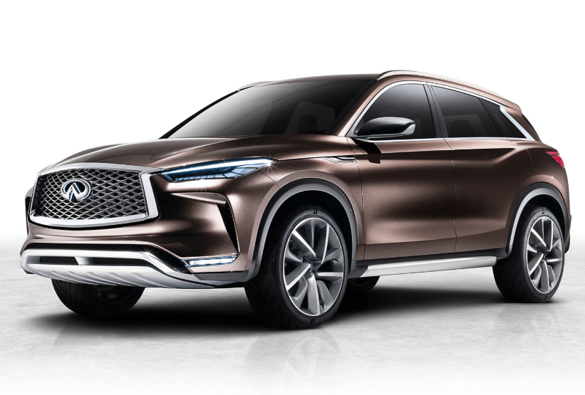 81 The Best 2020 Infiniti Qx60 Redesign Wallpaper