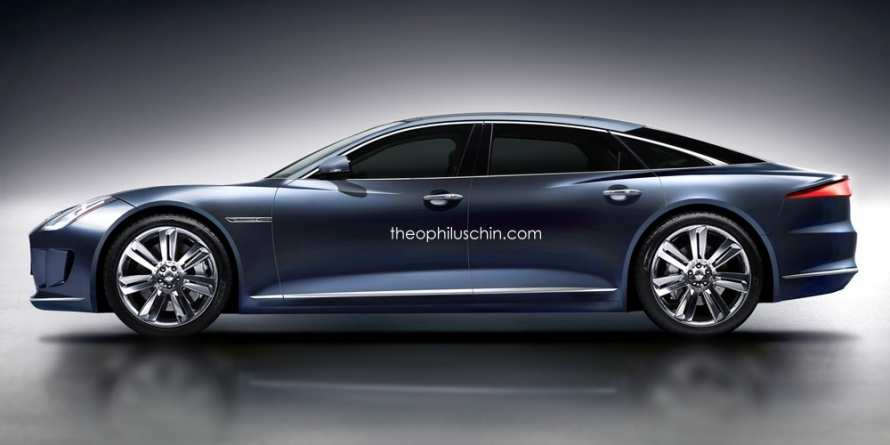 81 The Best 2020 Jaguar XJ Concept