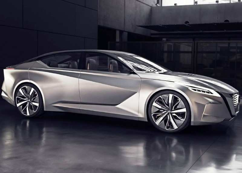 81 The Best 2020 Nissan Altima Coupe Redesign And Concept