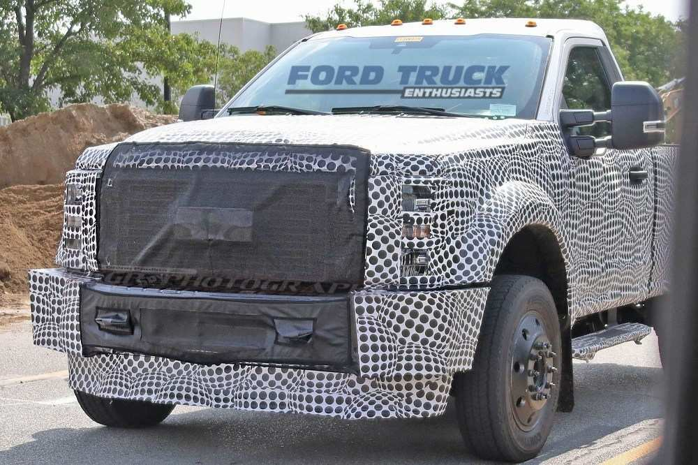 81 The Best 2020 Spy Shots Ford F350 Diesel Concept And Review