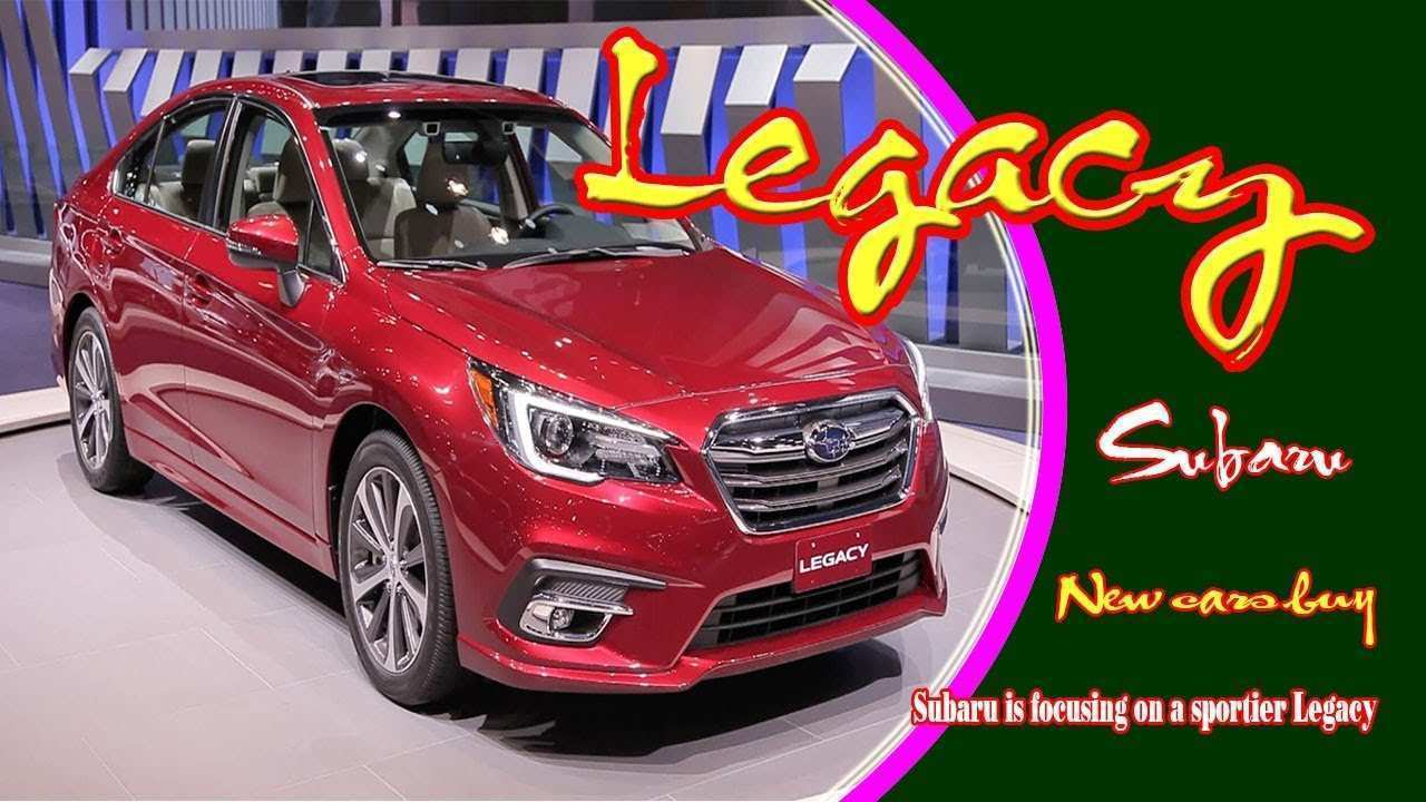 81 The Best 2020 Subaru Legacy Turbo Gt Research New