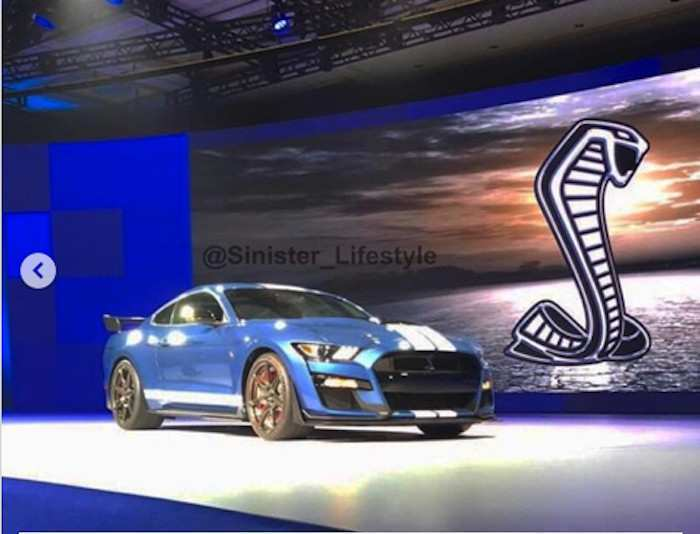 81 The Best 2020 The Spy Shots Ford Mustang Svt Gt 500 Picture