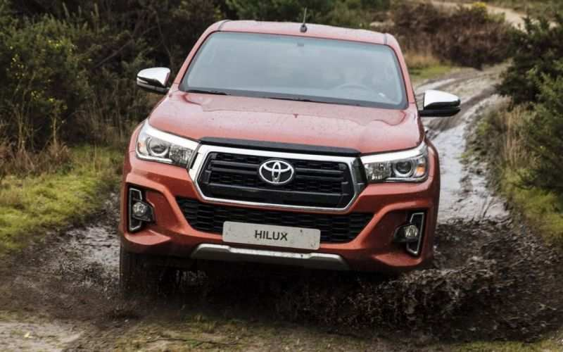 81 The Best 2020 Toyota Hilux Reviews