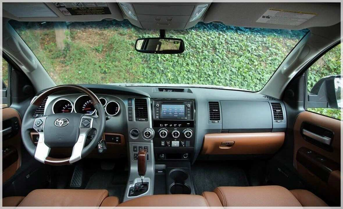 81 The Best 2020 Toyota Sequoia Specs And Review
