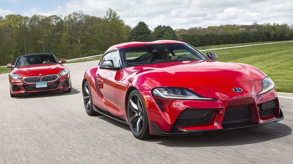 81 The Best 2020 Toyota Supra Photos