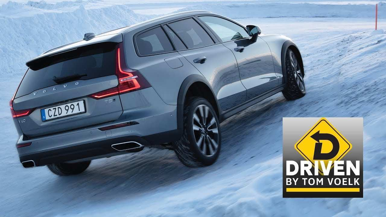 81 The Best 2020 Volvo V60 Cross Country Release Date