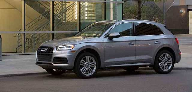 81 The Best Audi New Q5 2020 Performance