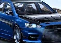 Mitsubishi Evolution 2020