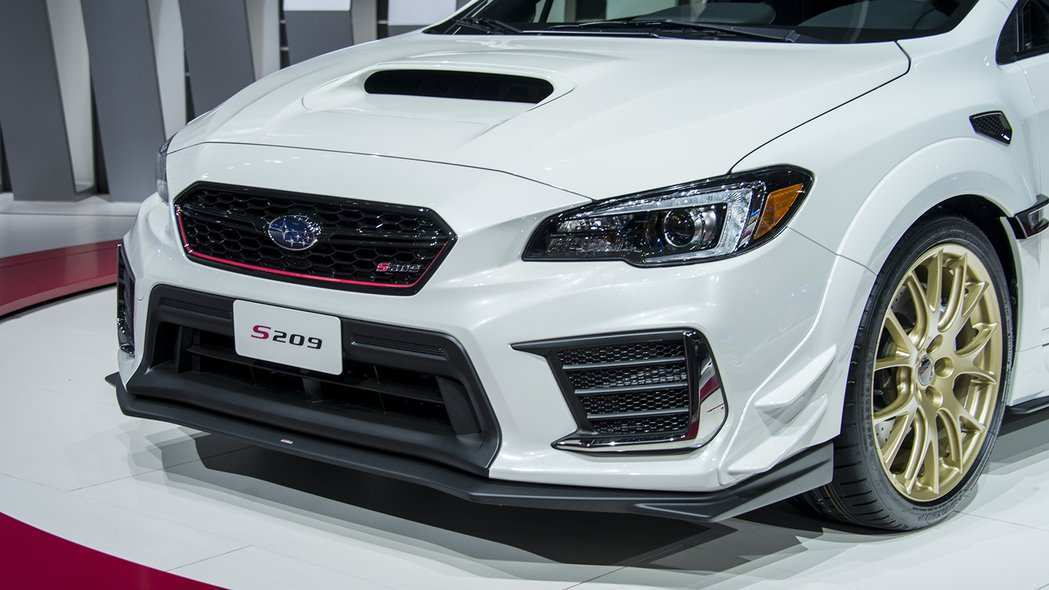 81 The Best Subaru Sti 2020 Horsepower Redesign And Review