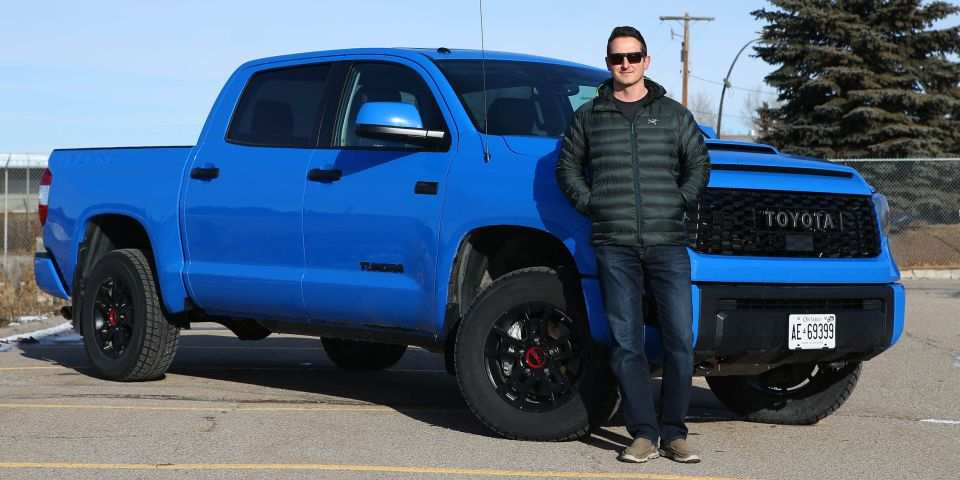 81 The Best Toyota Tundra Trd Pro 2019 History