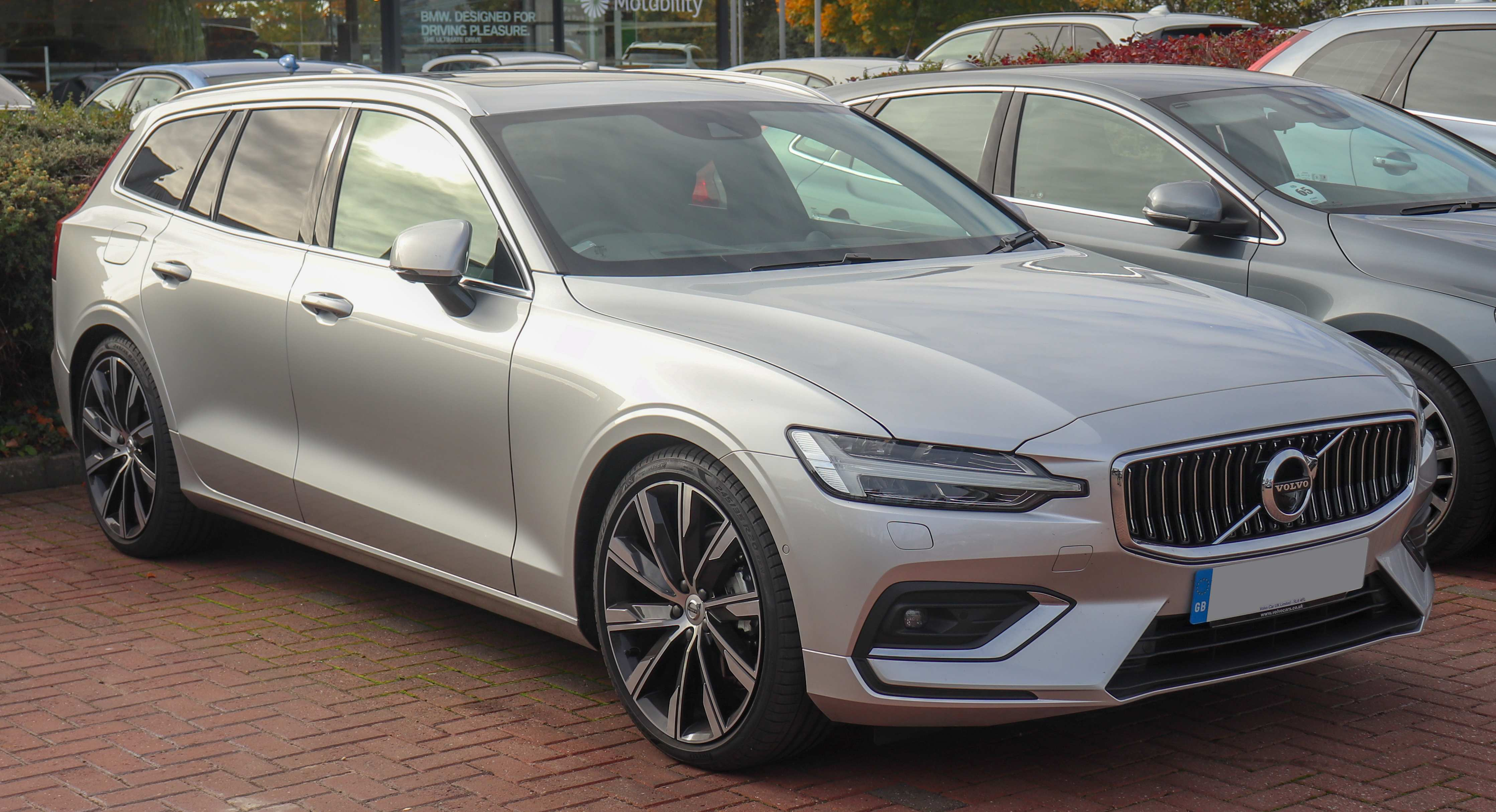 81 The Best Volvo V60 2019 Dimensions Redesign