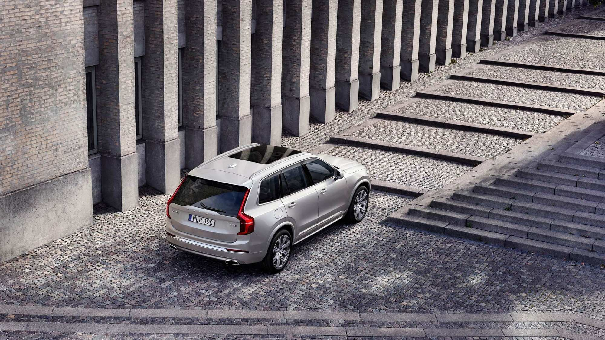 81 The Best When Is The 2020 Volvo Xc90 Coming Out Spy Shoot