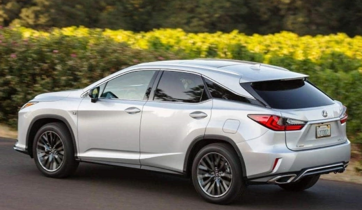 81 The Best When Will The 2020 Lexus Rx Be Released Spy Shoot
