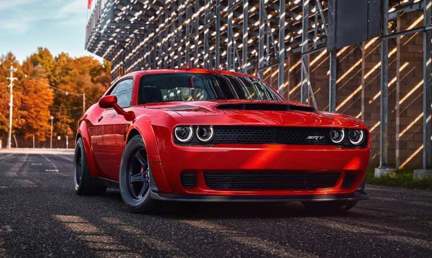 81 The Dodge Demon 2020 Spesification