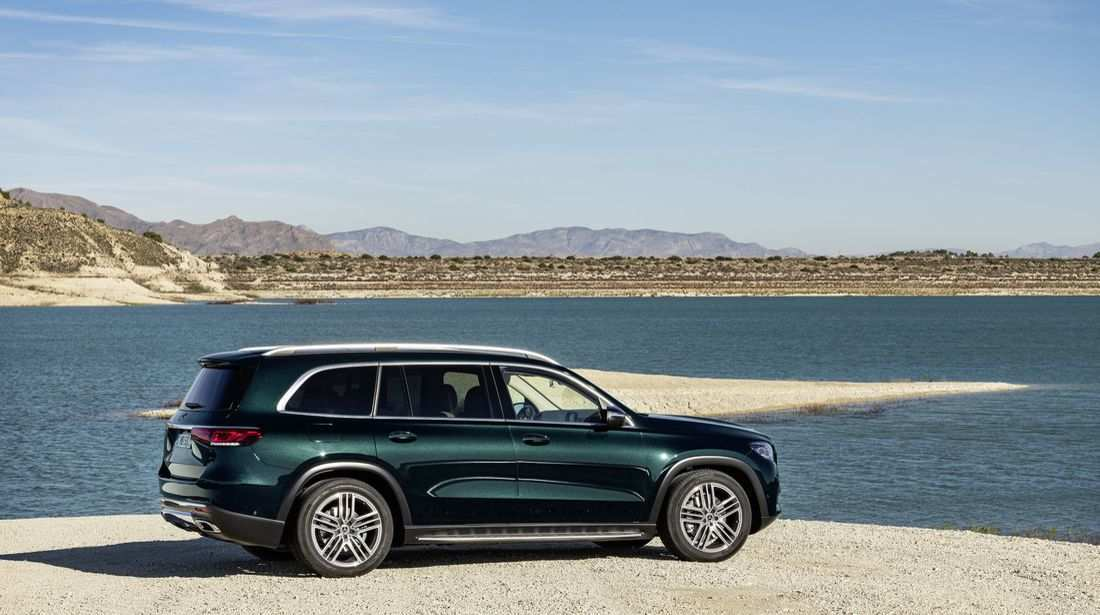 81 The Gls Mercedes 2019 Price Design and Review