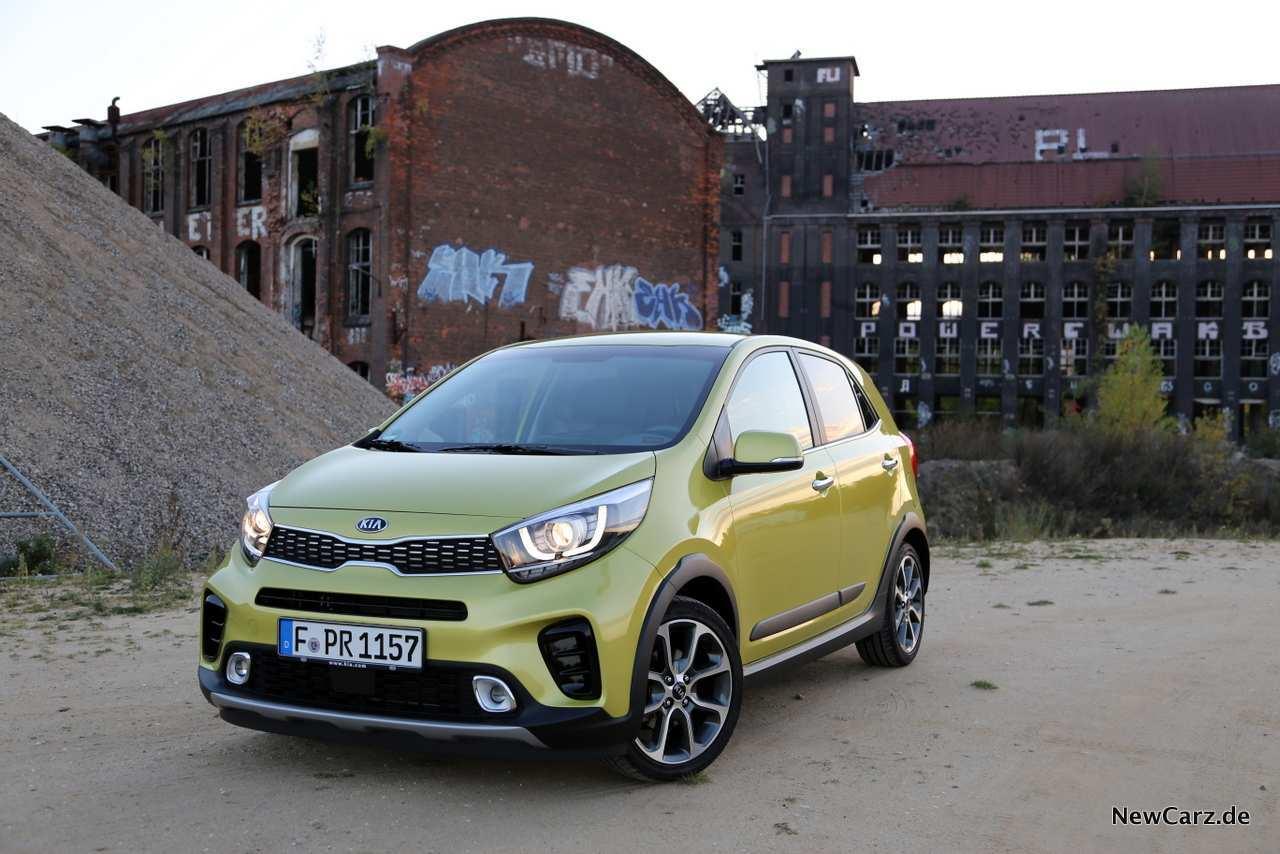81 The Kia Picanto 2019 Xline Price Design And Review
