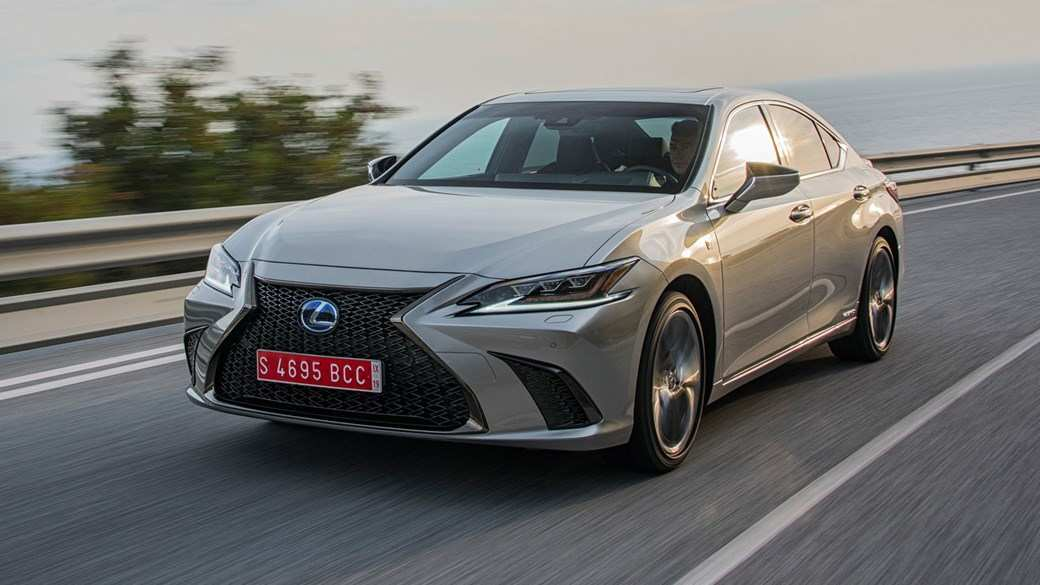 81 The Lexus 2019 Review Exterior And Interior