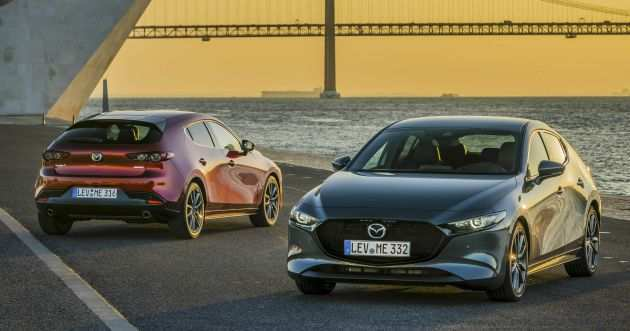 81 The Mazda 3 2019 Specs Performance And New Engine