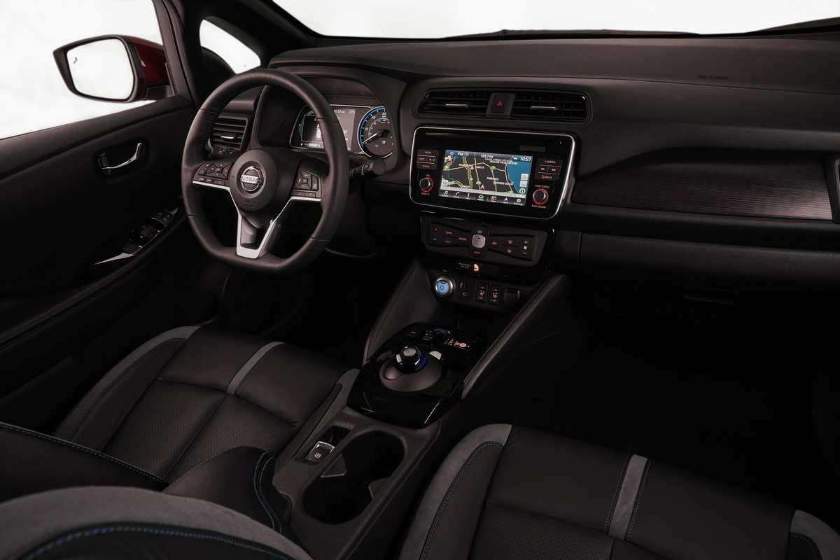 81 The Nissan Leaf 2020 Interior Pictures