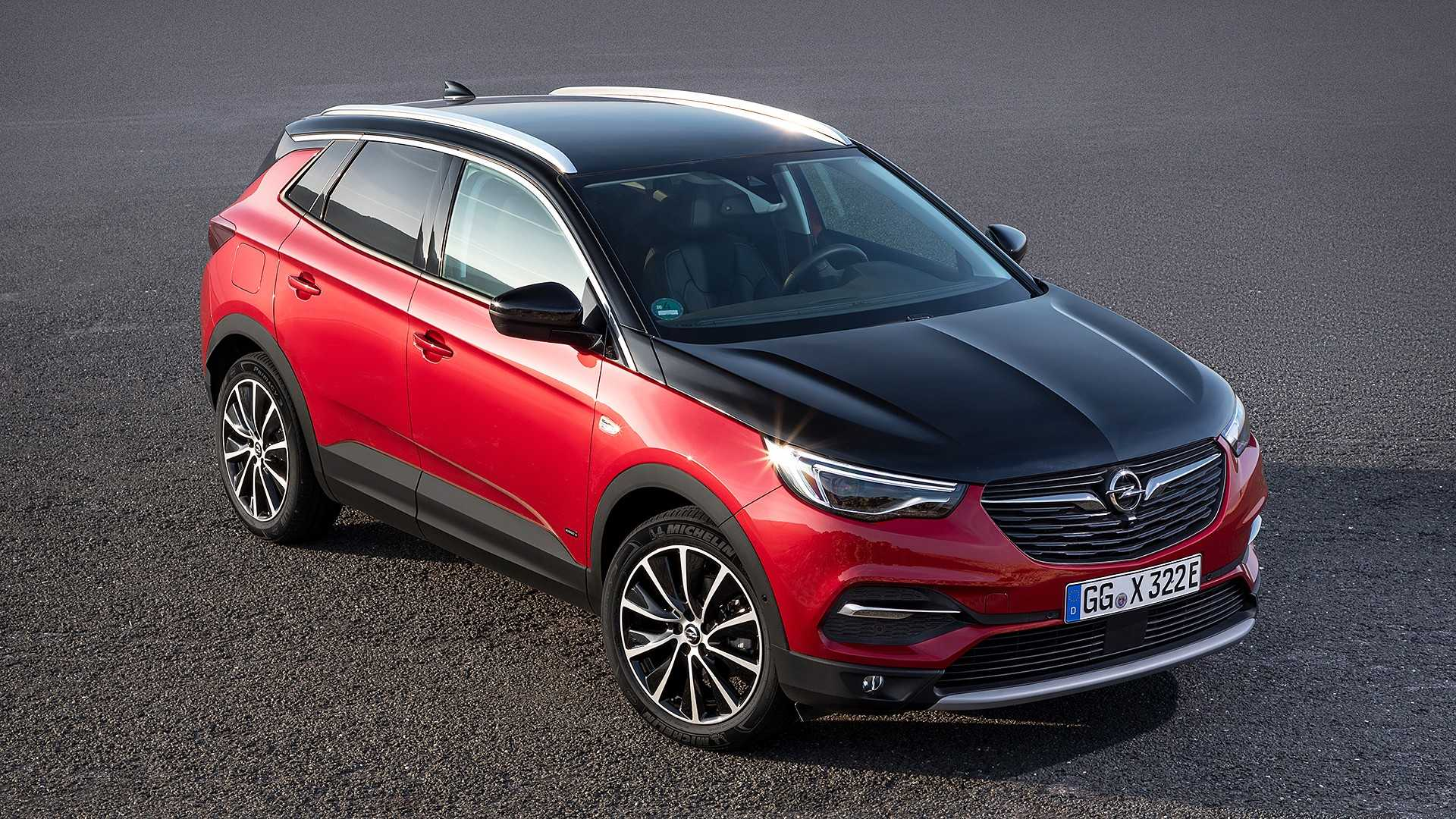 81 The Opel Grandland X Facelift 2020 Picture