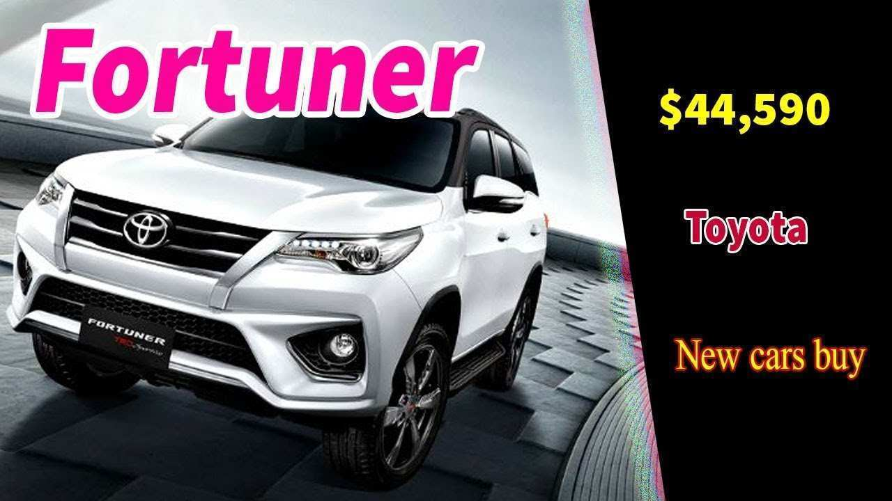 81 The Toyota Fortuner Facelift 2020 India Price And Release Date