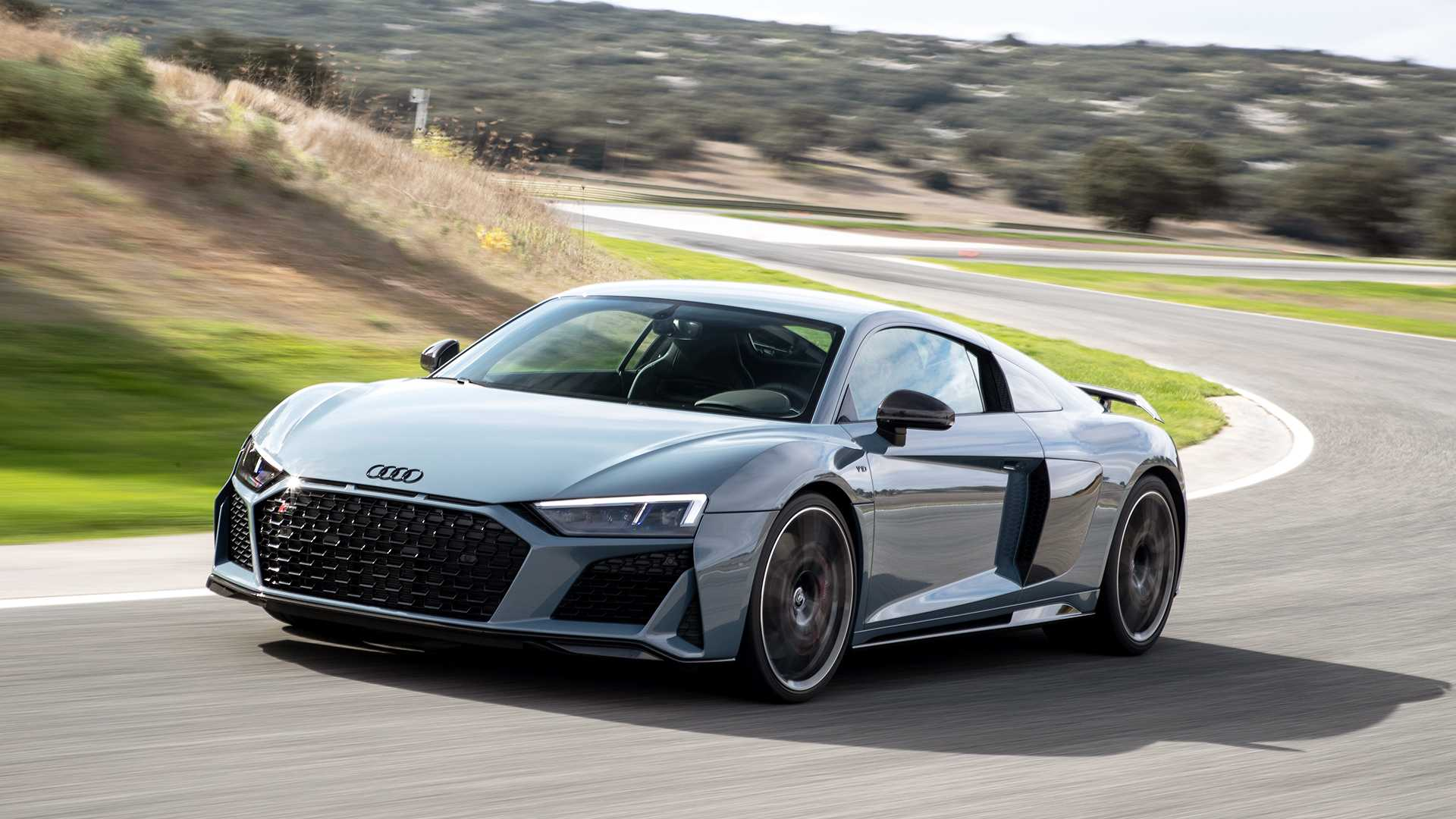 82 A 2019 Audi R8 V10 Spyder Specs And Review