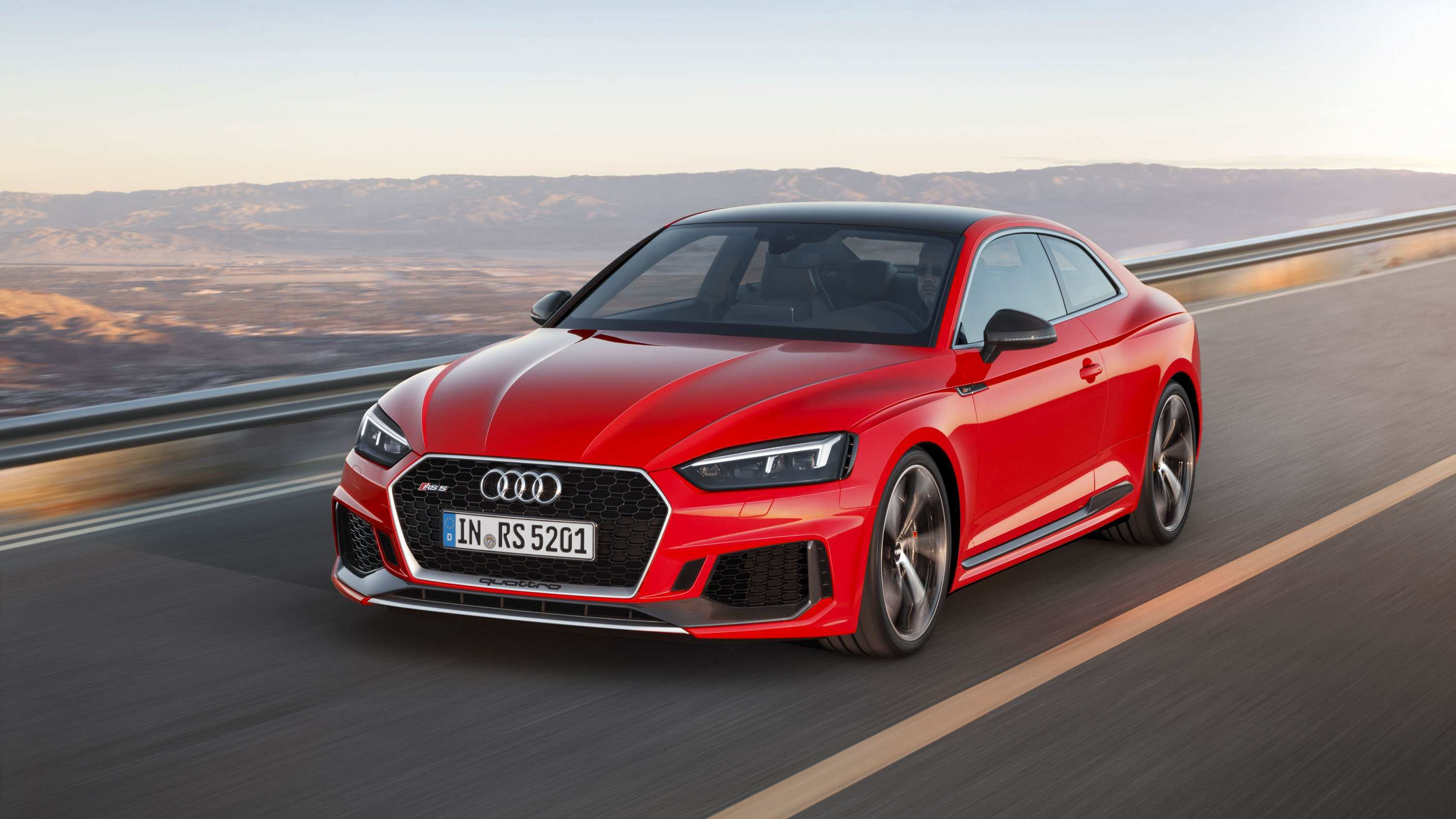 82 A 2019 Audi Rs5 First Drive