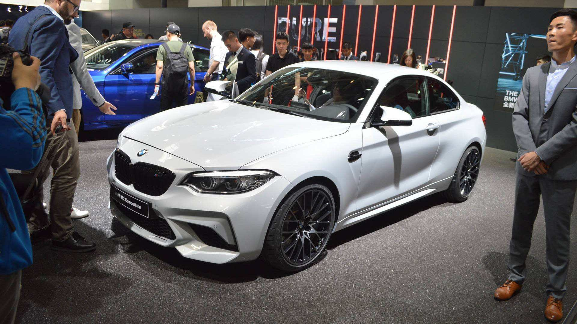 82 A 2019 BMW M2 Review