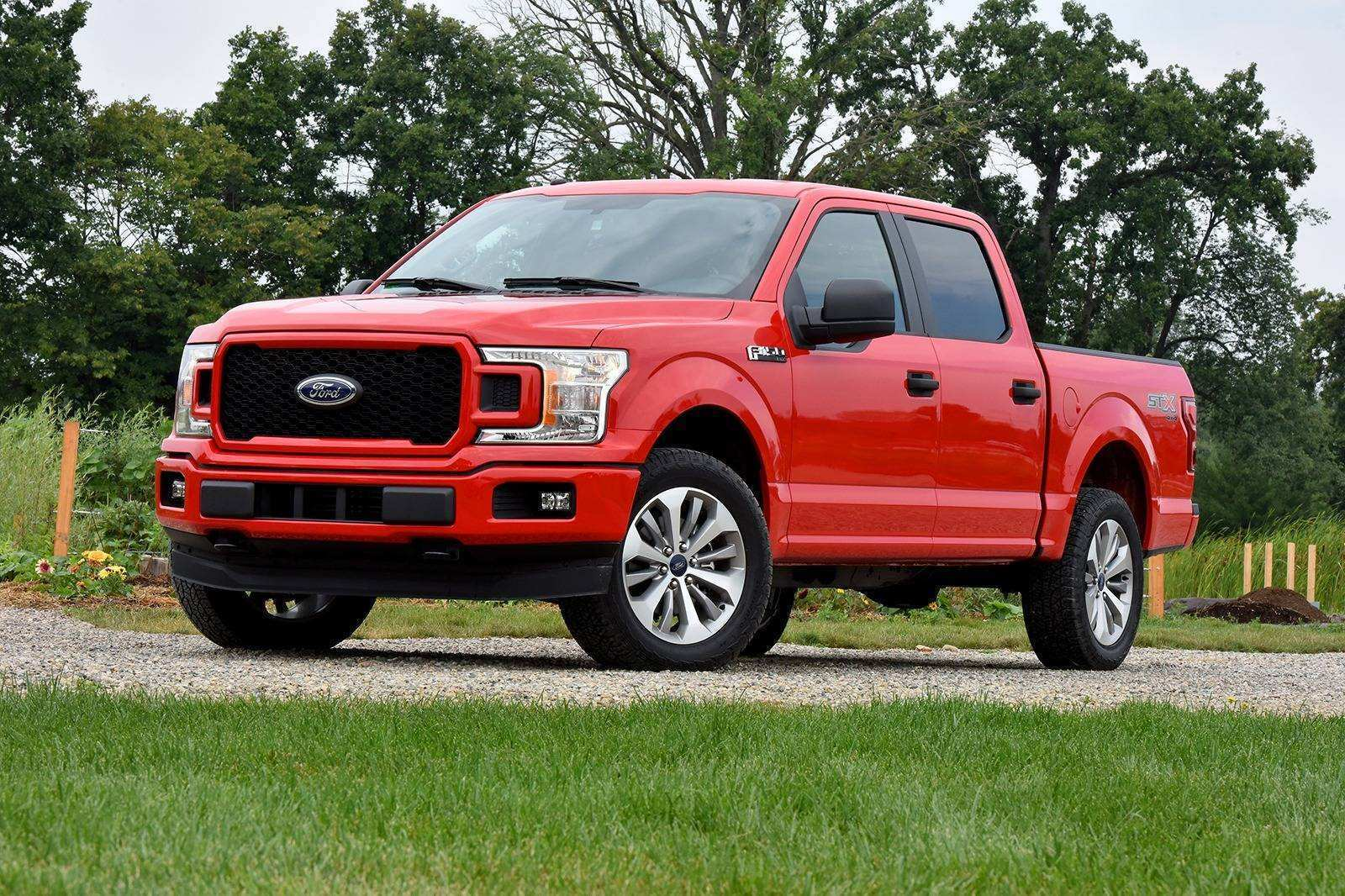 82 A 2019 Ford 150 Reviews