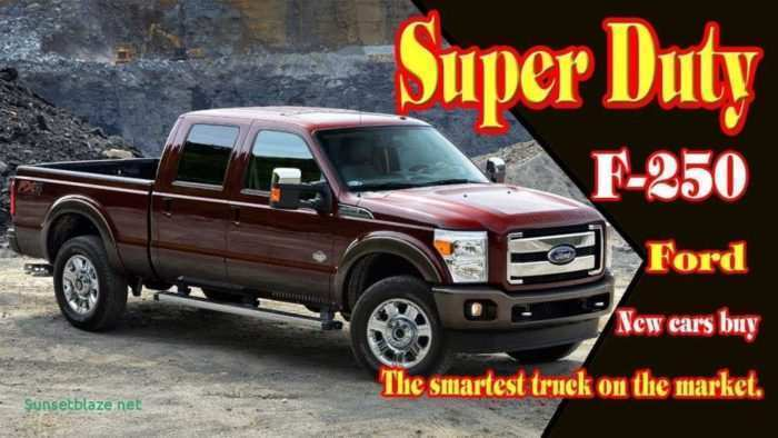 82 A 2019 Ford F250 Diesel Rumored Announced Style