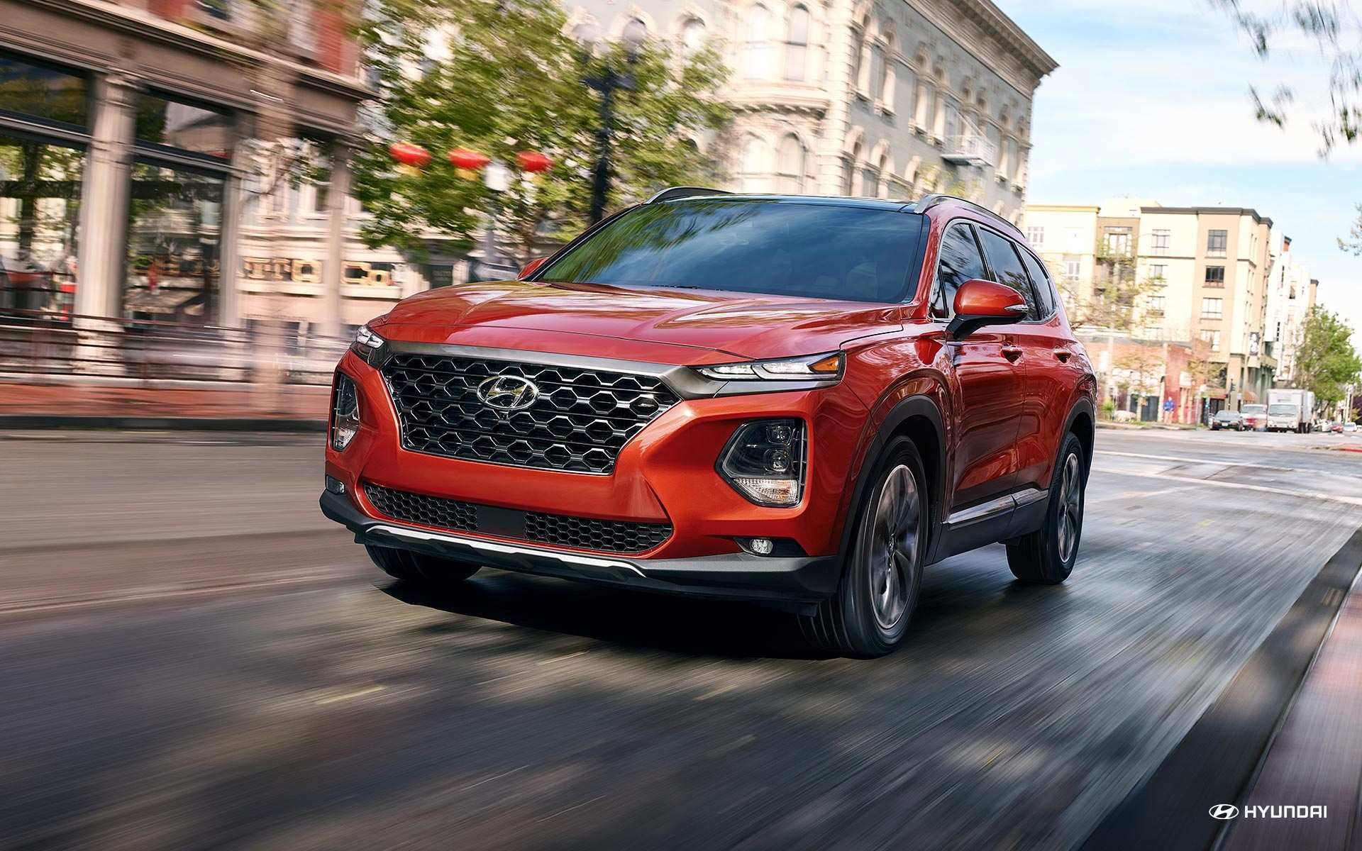 82 A 2019 Hyundai Santa Fe Redesign And Concept