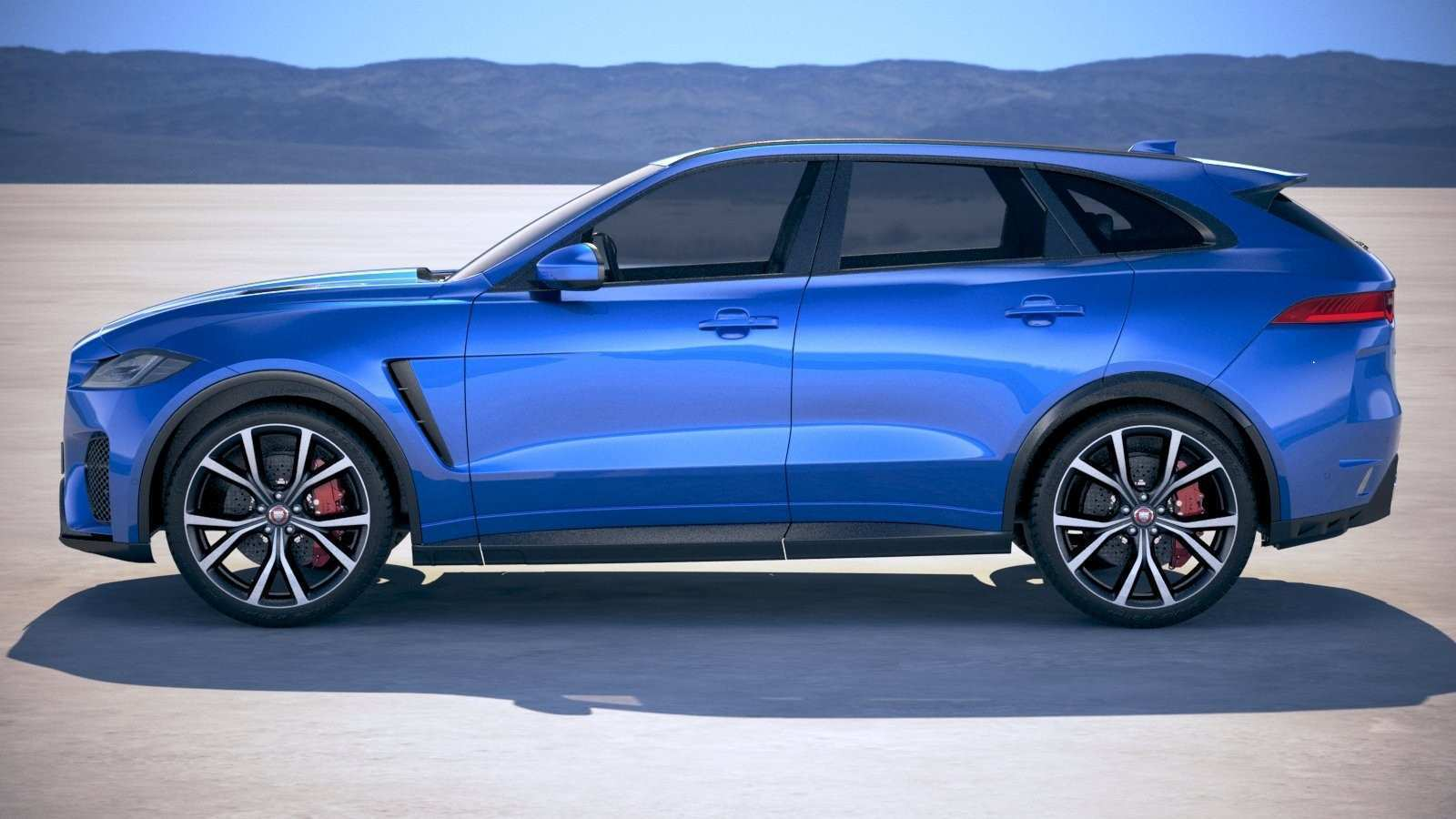 82 A 2019 Jaguar F Pace Svr 2 New Review