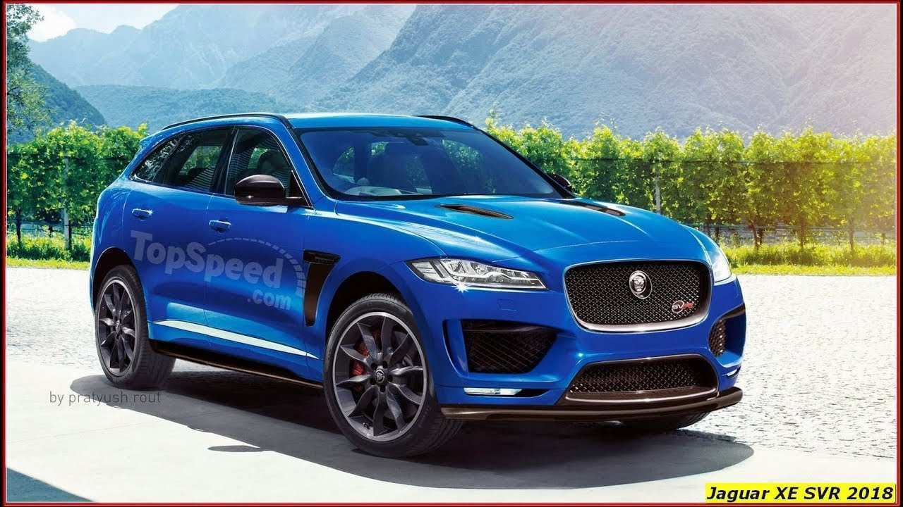 82 A 2019 Jaguar Xe Svr Research New