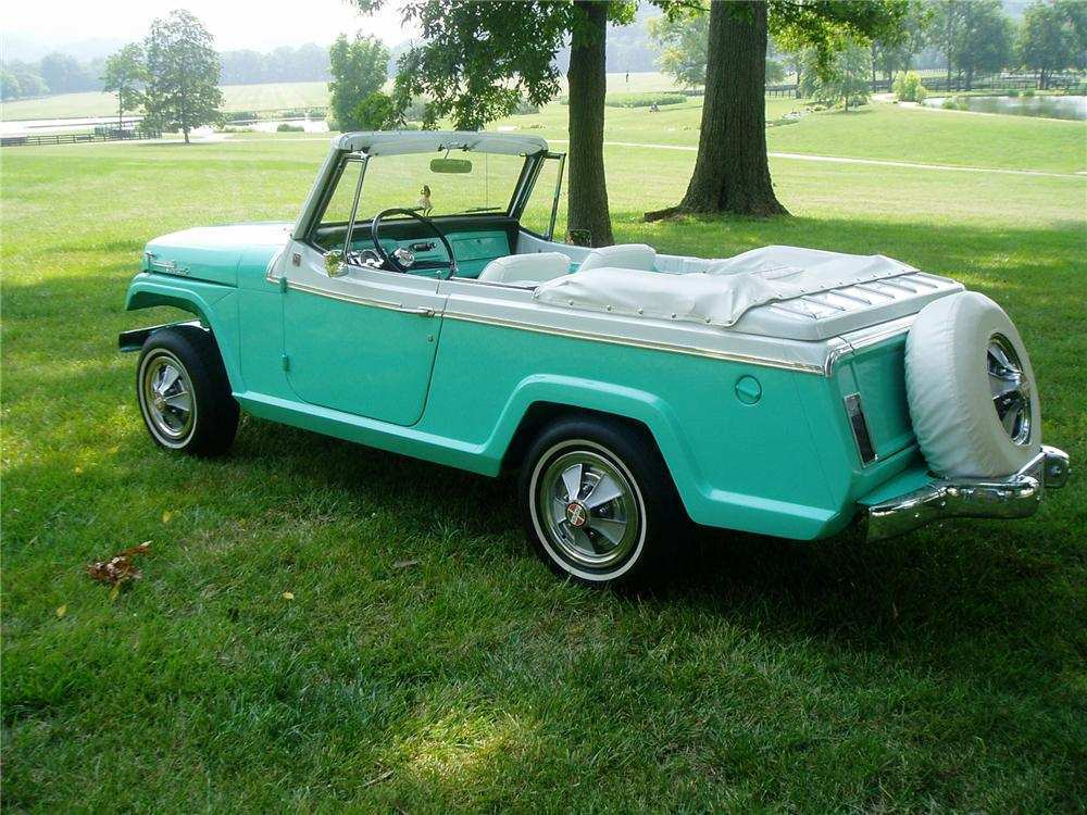 82 A 2019 Jeep Jeepster Release