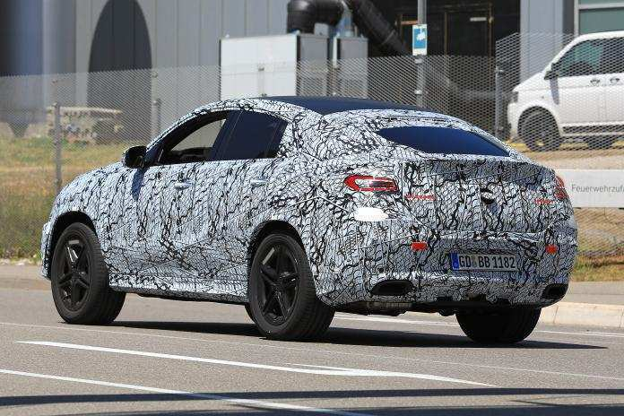 82 A 2019 Mercedes Gle Coupe Engine
