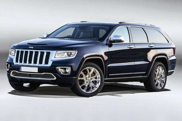 82 A 2019 The Jeep Grand Wagoneer Price And Review