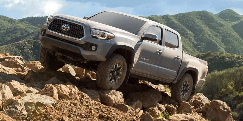 82 A 2019 Toyota Off Road Model