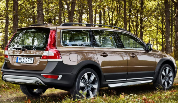 82 A 2020 All Volvo Xc70 New Concept