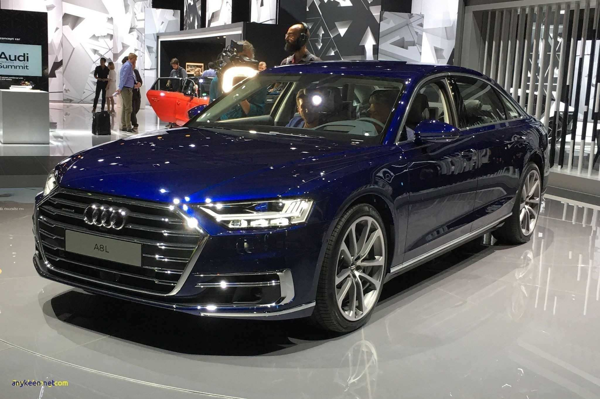 82 A 2020 Audi A8 L In Usa Performance And New Engine