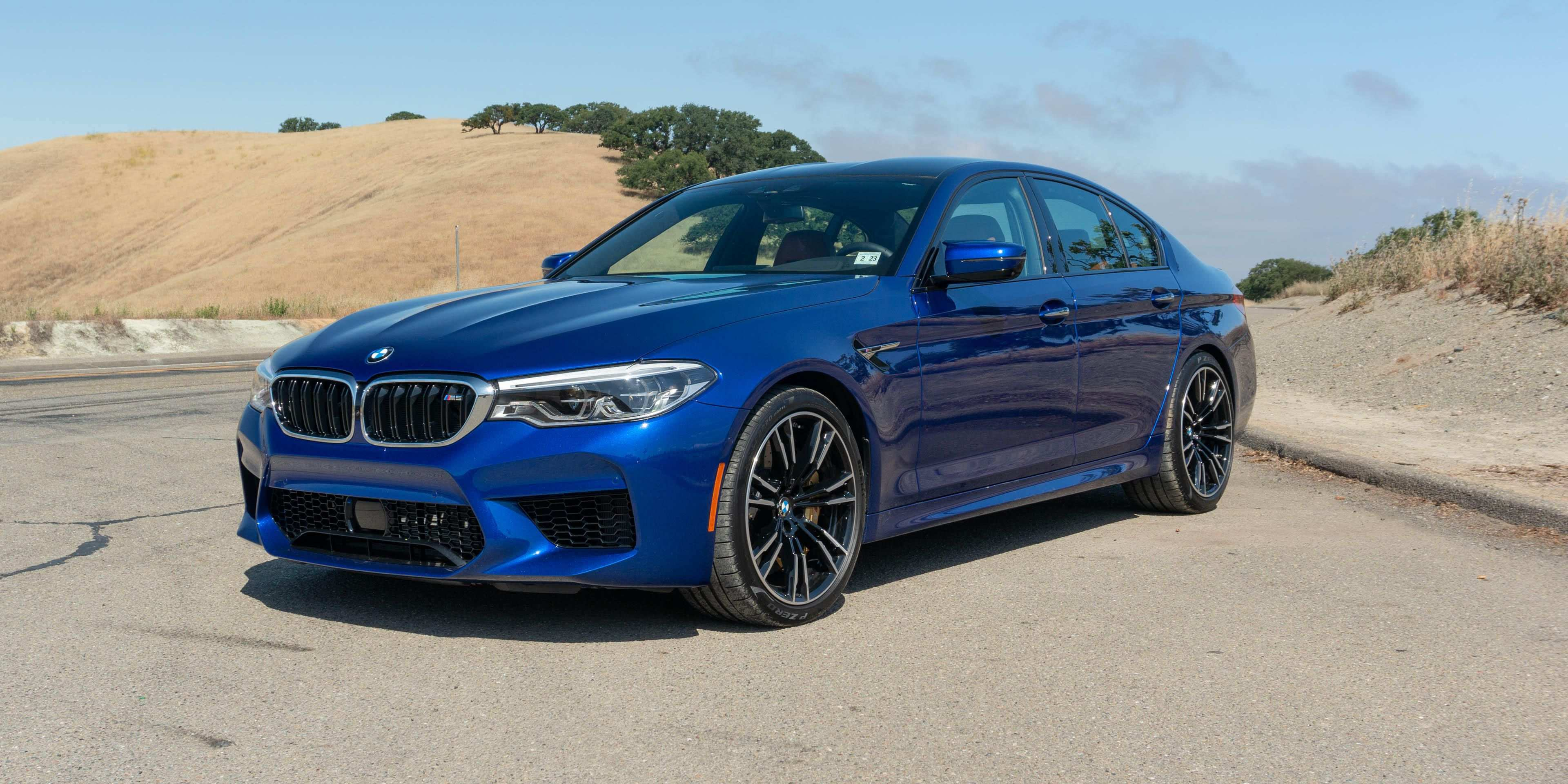 82 A 2020 BMW M5 Get New Engine System Interior