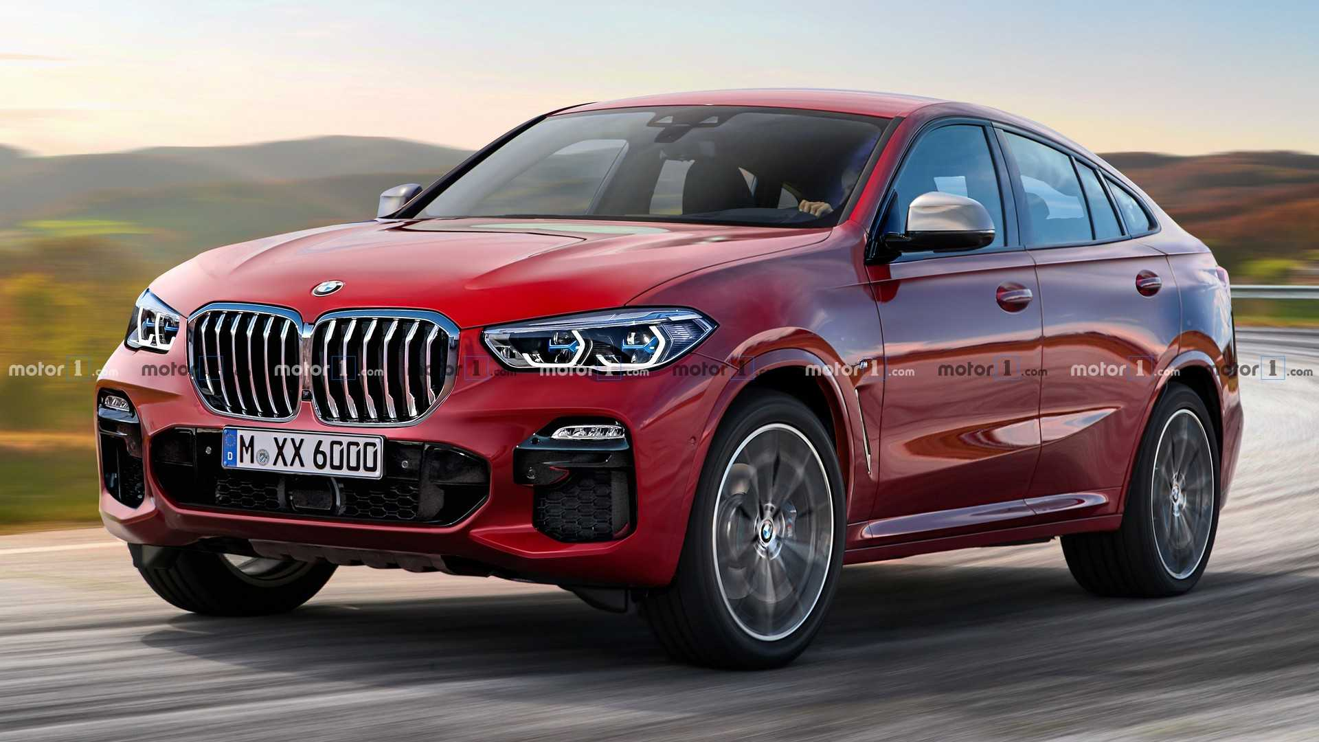 82 A 2020 BMW X6 Redesign And Review